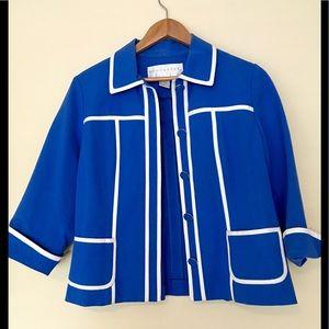 Doncaster Royal Blue jacket